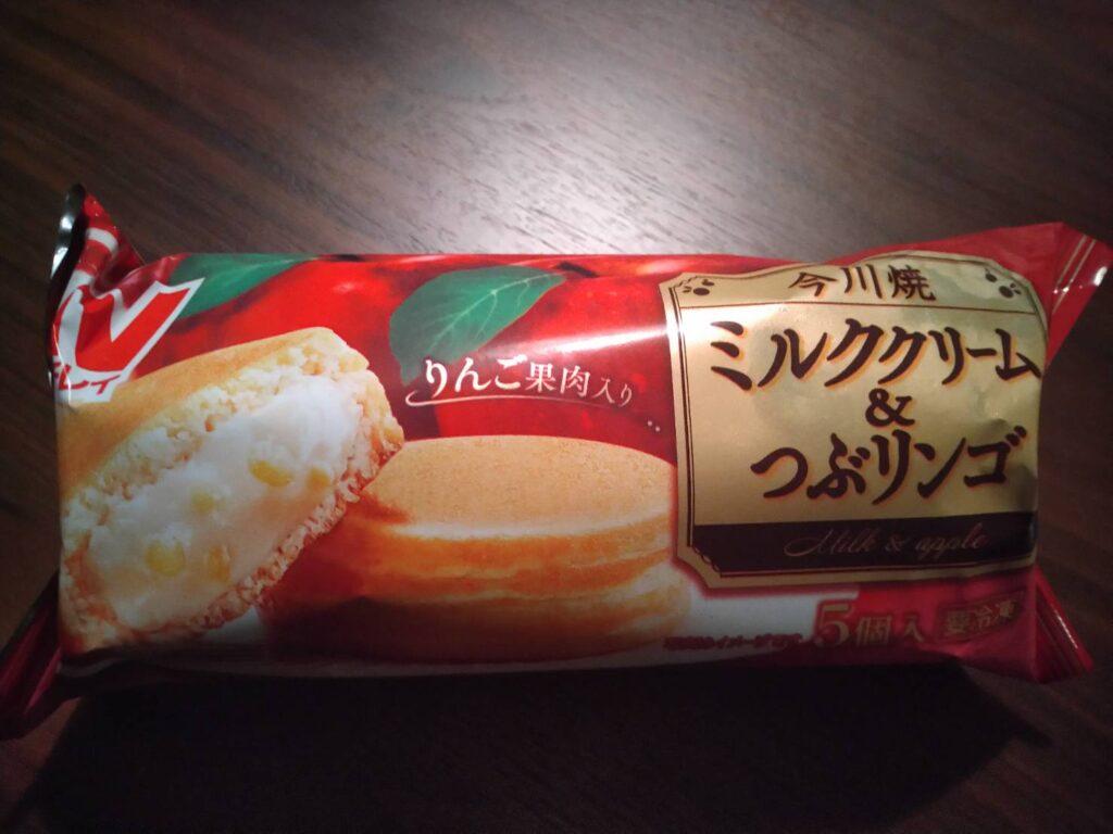 今川焼(つぶリンゴ)