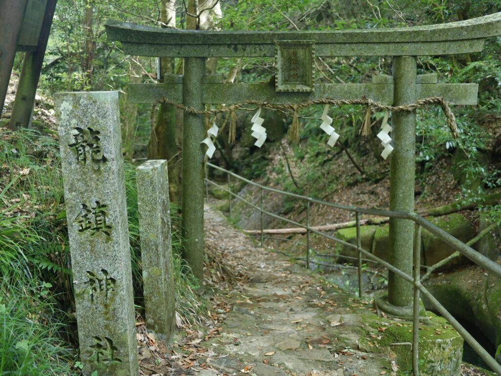 龍鎮神社の付近の画像13